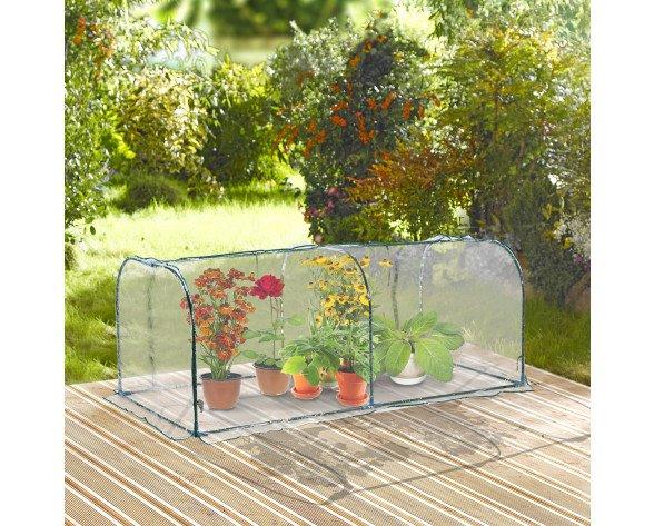Invernadero Outsunny Transparente para j