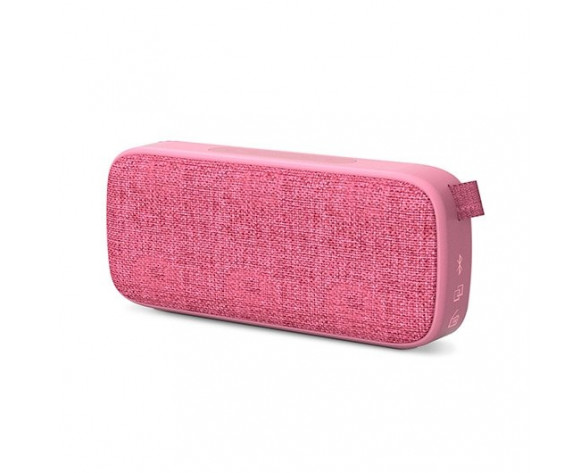 Energy Sistem Fabric Box 3+ Trend 6 W Altavoz portátil estéreo Rosa