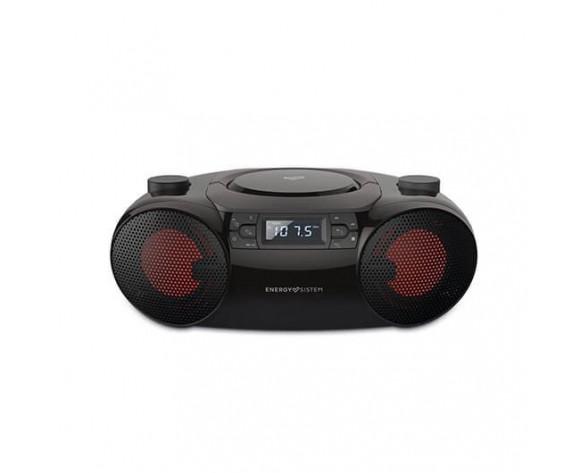 Energy Sistem Boombox 6 Reproductor de CD portátil Negro