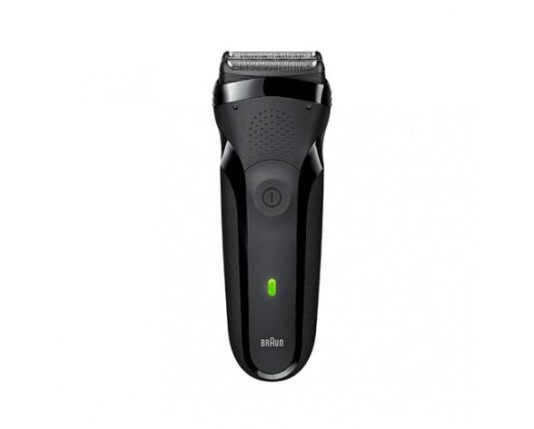 Braun Series 3 300s Máquina de afeitar de láminas Recortadora Negro