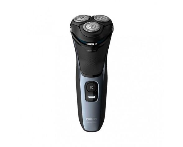 Philips 3000 series Afeitadora eléctrica en seco o húmedo, Series 3000 S3133/51