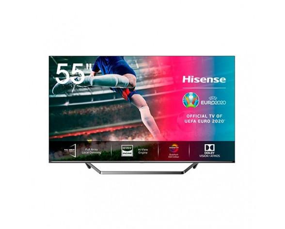 "Hisense U7QF 55U7QF Televisor 139,7 cm (55"") 4K Ultra HD Smart TV Wifi Negro"