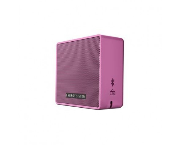 Energy Sistem Energy Music Box 1+ Mono portable speaker 5W Rosa