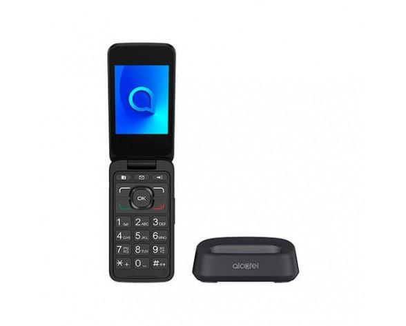 "Alcatel 3026 7,11 cm (2.8"") Plata Característica del teléfono"