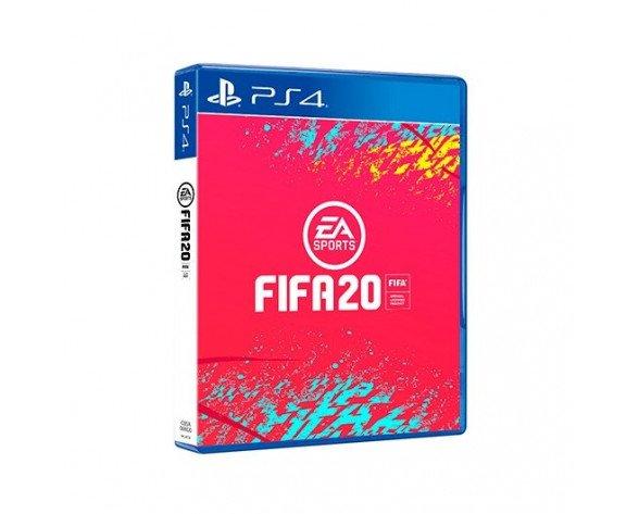 JUEGOS CONSOLA SONY FIFA 2020