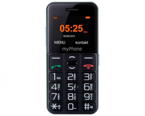 SMARTPHONE MyPhone Halo Easy black