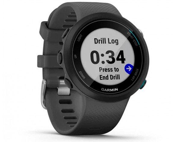 Garmin Swim 2 reloj deportivo Negro 208 x 208 Pixeles