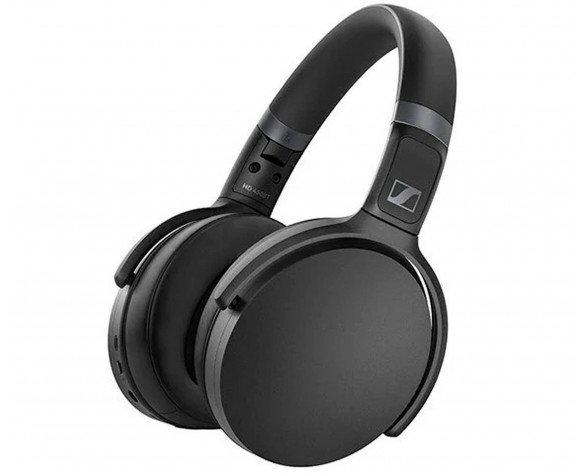 Sennheiser HD 450BT Auriculares Diadema Negro Bluetooth