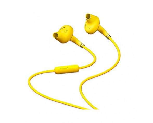 Energy Sistem Style 2+ Auriculares Dentro de oído Conector de 3,5 mm Amarillo