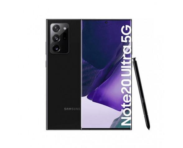 "Samsung Galaxy Note20 Ultra 5G SM-N986B 17,5 cm (6.9"") Android 10.0 USB Tipo C 12 GB 256 GB 4500 mAh Negro"