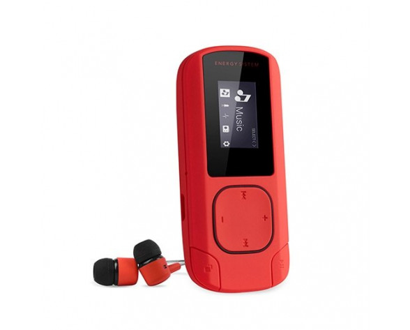 Energy Sistem 426485 reproductor MP3/MP4 Reproductor de MP3 Coral 8 GB