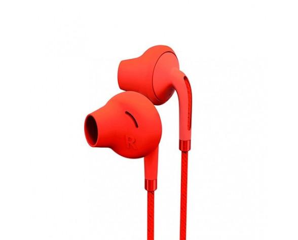 Energy Sistem Style 2+ Auriculares Dentro de oído Conector de 3,5 mm Rojo