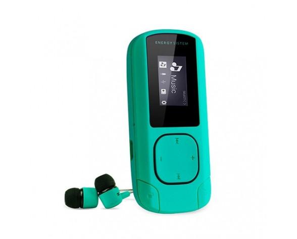 Energy Sistem 426478 reproductor MP3/MP4 Reproductor de MP3 8 GB Verde