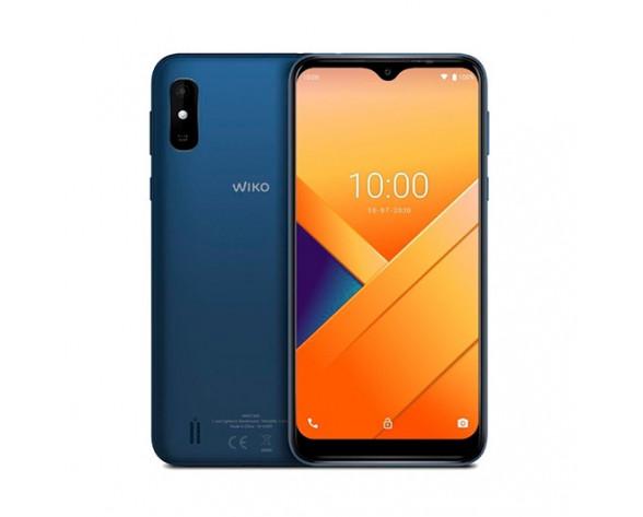 "Wiko Y81 15,8 cm (6.2"") SIM doble Android 10.0 4G MicroUSB 2 GB 32 GB 4000 mAh Azul"