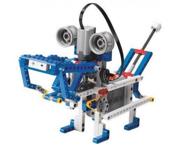 MAQ. SIMPLE + MOTOR LEGO EDUCATION 9686