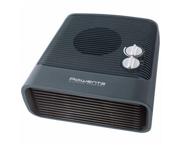 Rowenta Silence Comfort Ventilador eléctrico Interior Negro, Plata 2400 W