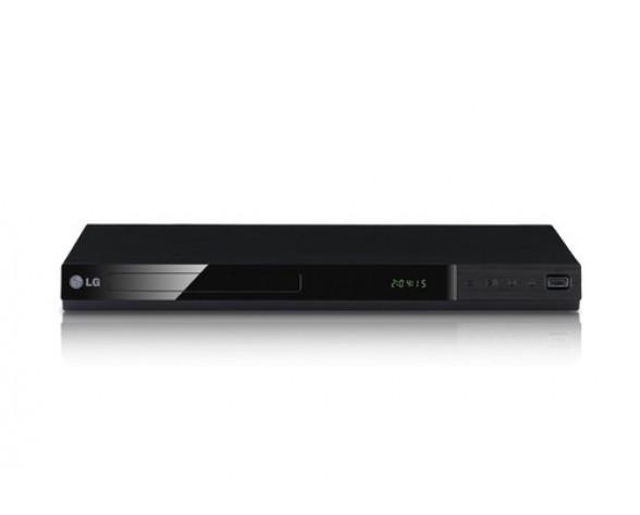 LG DP 542H Reproductor de DVD Negro