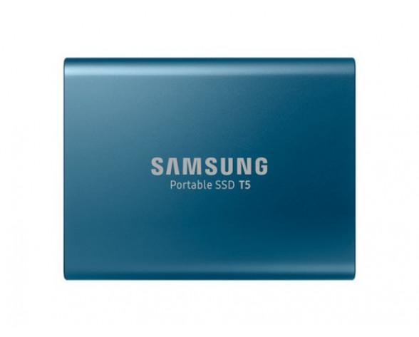 Samsung T5 500 GB Azul