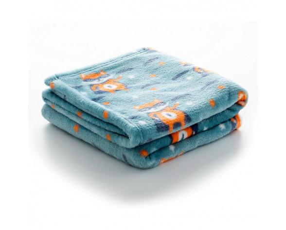 Manta Quid Cotton Textil (100 x 75 cm)