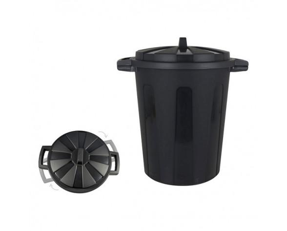 Cubo Basura Negro