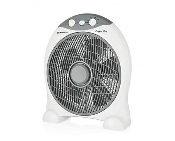 Orbegozo BF-1030 ventilador Gris, Blanco
