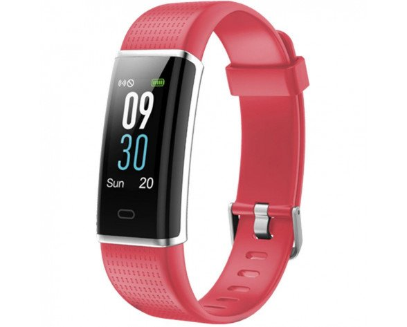 SMARTBAND SUNSTECH FITLIFE HR ROJA