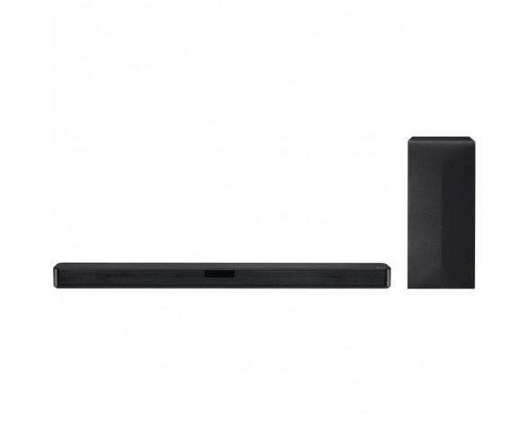 LG SN4R altavoz soundbar Negro 4.1 canales 420 W