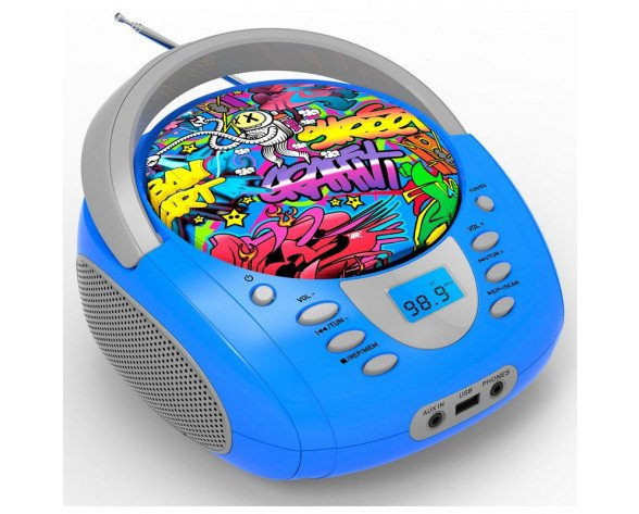 RADIO CD DAEWOO DBU-10
