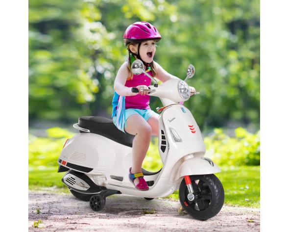 Moto Electrica HOMCOM Infantil Coche Tri