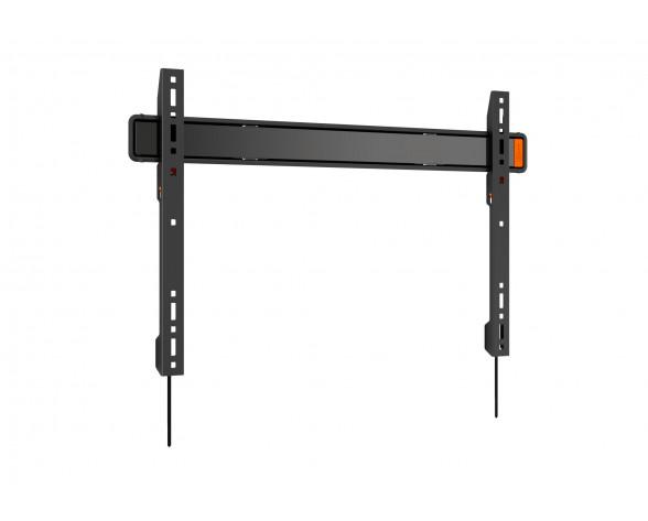 """Vogel's 8350130 soporte de pared para pantalla plana 2,54 m (100"""") Negro"""