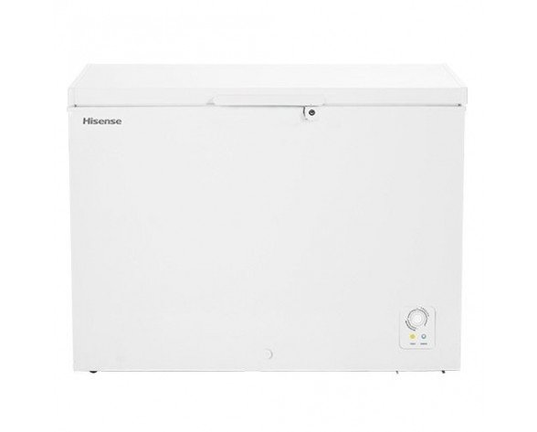 Hisense FT403D4AW1 congelador Independiente Vertical Plata 306 L A+