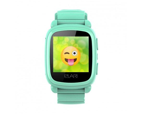 "Elari KidPhone 2 reloj inteligente TFT 3,66 cm (1.44"") Verde 2G GPS (satélite)"