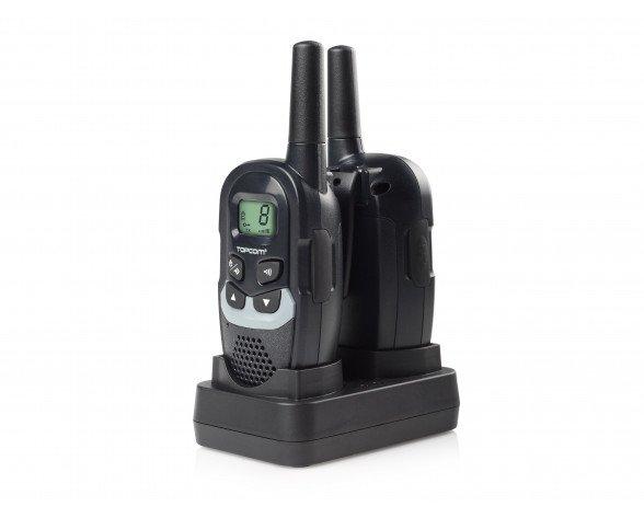 Topcom RC-6411 Walkie-Talkie - Twintalker 1304 DCP Duo Combi Pack