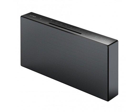 Sony CMT-X3CD Minicadena de música para uso doméstico Negro 20 W