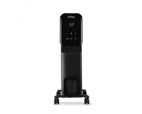 Ufesa RD1500D calefactor eléctrico Radiador de aceite eléctrico Interior Negro 1500 W