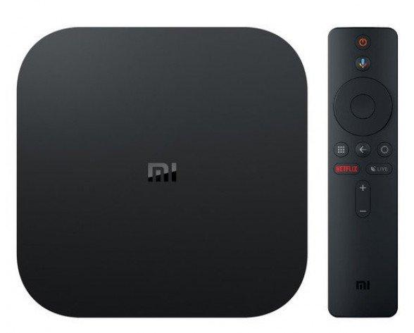 Xiaomi Mi Box S 8 GB Wifi Negro 4K Ultra HD