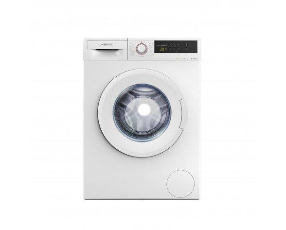 Daewoo DWD-MV610T lavadora Independiente Carga frontal Blanco 6 kg 1000 RPM A++