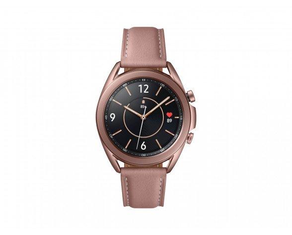 "Samsung Galaxy Watch3 3,05 cm (1.2"") SAMOLED Bronce GPS (satélite)"