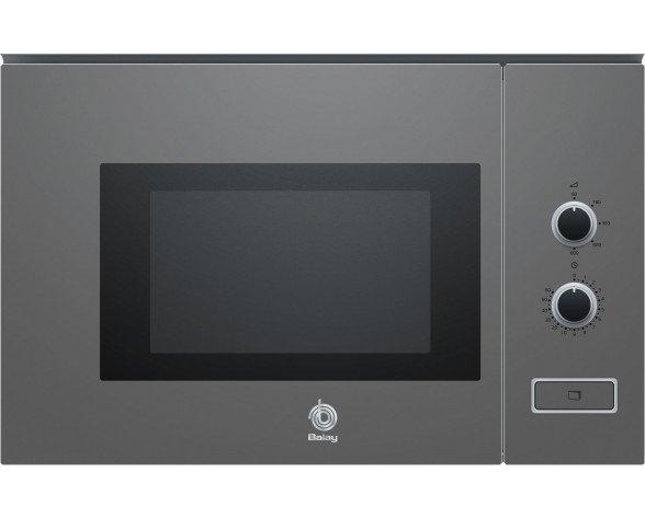 Balay 3CP5002A0 Integrado Solo microondas 20L 800W Gris microondas