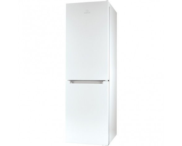 Indesit LI8 SN2E W nevera y congelador Independiente 328 L E Blanco