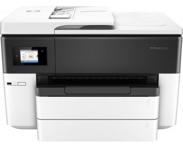 HP OfficeJet Pro 7740 Inyección de tinta térmica 4800 x 1200 DPI 22 ppm A3 Wifi