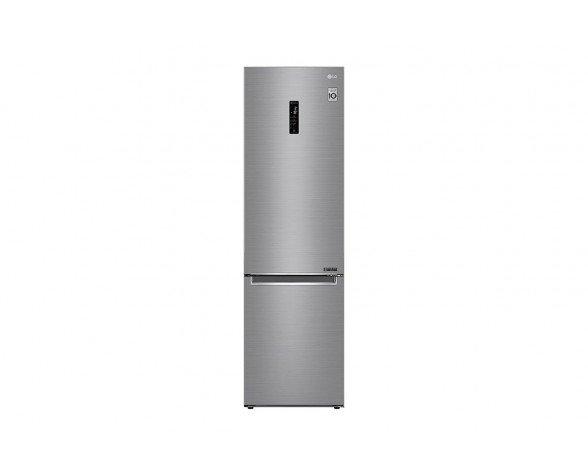 LG GBB62PZFFN nevera y congelador Independiente 384 L D Acero inoxidable
