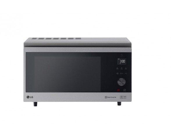 LG MJ3965ACS microondas Countertop (placement) Microondas con grill 39 L 1350 W Acero inoxidable