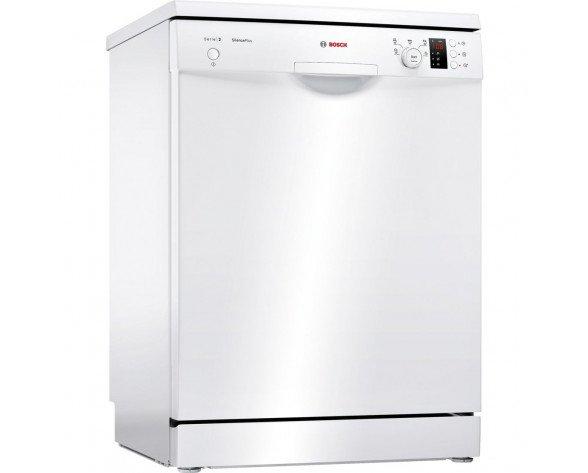 Bosch Serie 2 SMS25AW05E lavavajilla Independiente 12 cubiertos