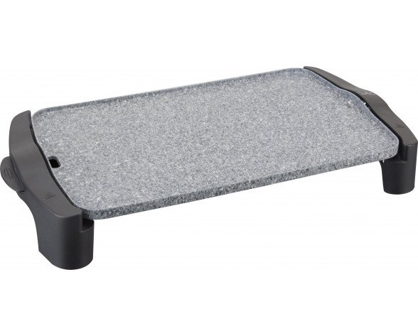 JATA GR558 plancha eléctrica Negro, Gris Freestanding (placement) 2500 W
