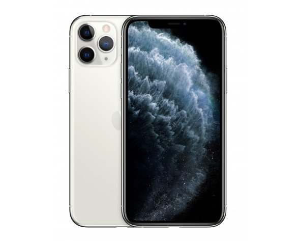 "Apple iPhone 11 Pro 14,7 cm (5.8"") 64 GB SIM doble Plata"