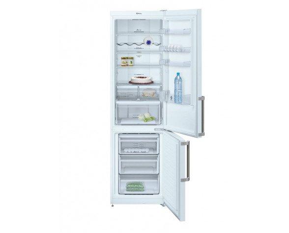 Balay 3KF6825WE Independiente 366L A++ Blanco nevera y congelador