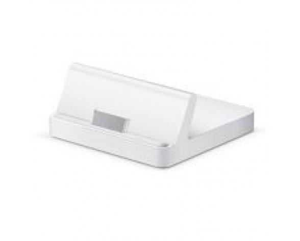 Apple iPad Dock Color blanco base para portátil y replicador de puertos