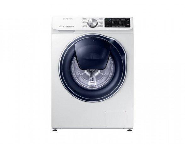 Samsung WW80M645OPW/EC lavadora Independiente Carga frontal Blanco 8 kg 1400 RPM A+++