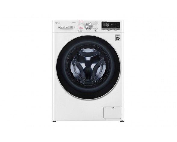 LG F4DV5009S1W lavadora-secadora Independiente Carga frontal Blanco